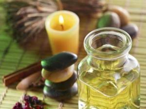 huile de massage à faire