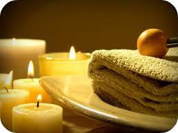 huile de massage cosmétible
