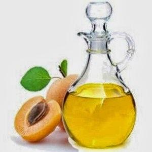 L'huile d'abricot
