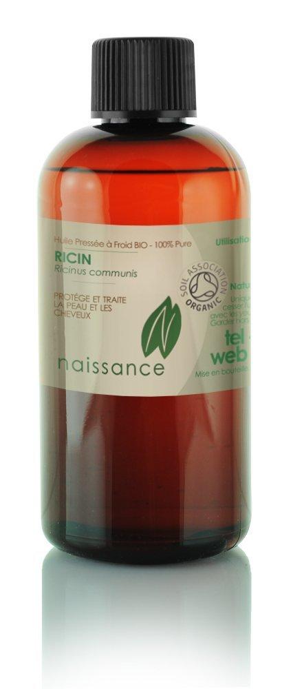huile vegetale ricin