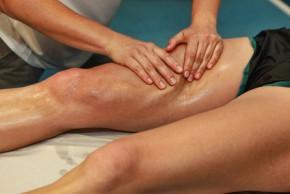 un massage sportif