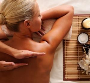 Massages tonifiants